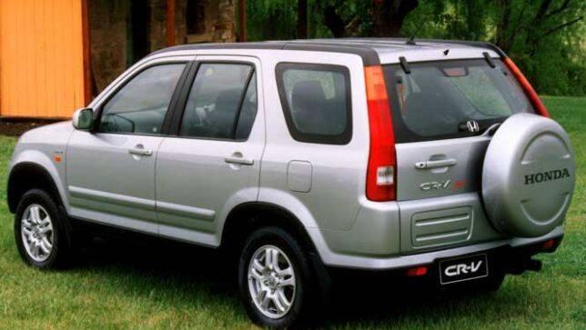 Used car review Honda CR-V 1997-2001 | CarsGuide