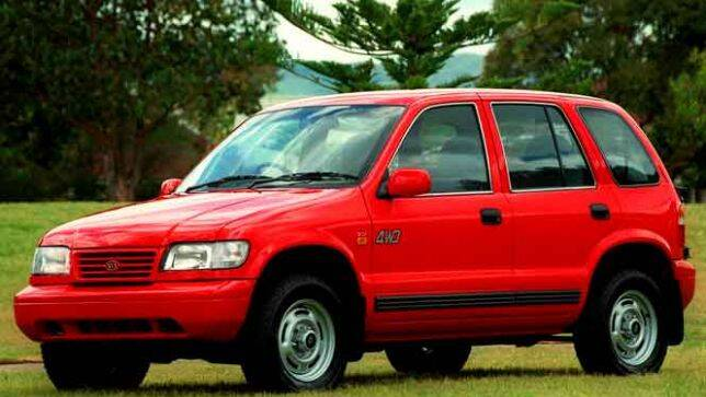 used car review kia sportage 1996 1999 carsguide. Black Bedroom Furniture Sets. Home Design Ideas