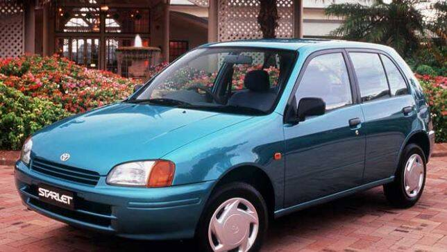 Toyota Starlet Reviews Carsguide