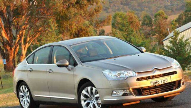 citroen c5 3 0 hdi exclusive sedan 2010 review carsguide. Black Bedroom Furniture Sets. Home Design Ideas