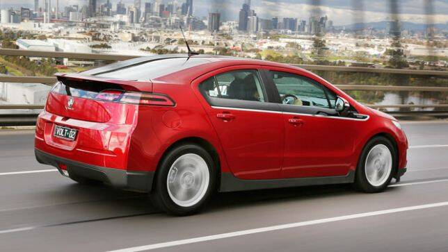 2014 holden volt review long term 2 carsguide