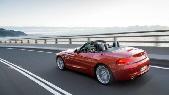 Bmw Z4 Mk Ii Review First Drive Carsguide