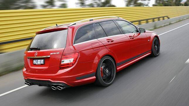 Mercedes benz c63 amg 507 coupe review carsguide for Mercedes benz c63 amg review