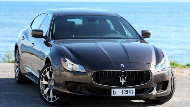 maserati quattroporte review first drive carsguide. Black Bedroom Furniture Sets. Home Design Ideas