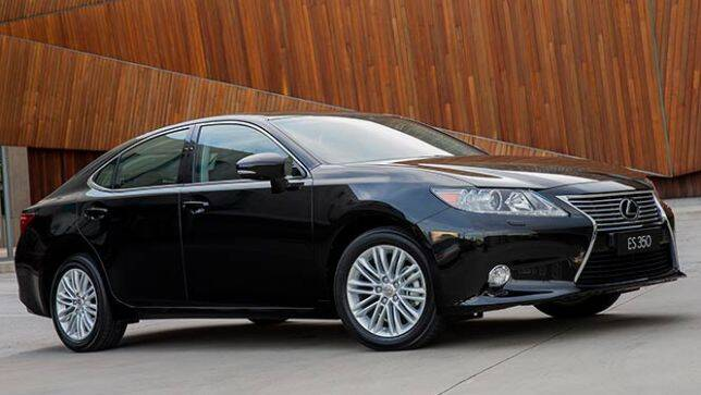 2014 lexus es 350 and 300h review carsguide. Black Bedroom Furniture Sets. Home Design Ideas