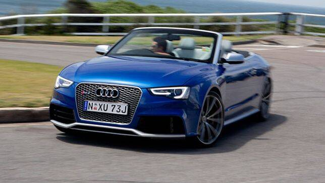 audi rs5 convertible 2014 review carsguide. Cars Review. Best American Auto & Cars Review