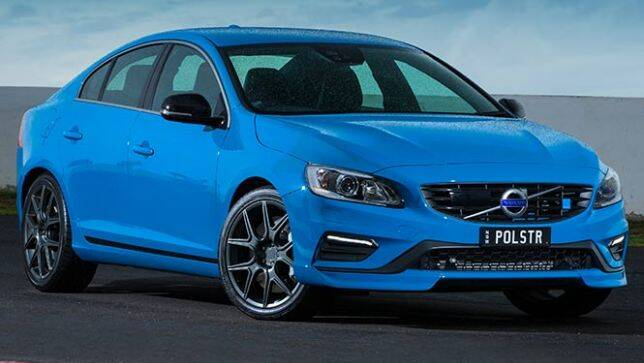 2014 volvo s60 polestar review first drive carsguide. Black Bedroom Furniture Sets. Home Design Ideas