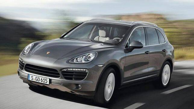 porsche cayenne turbo diesel v8 2014 review carsguide. Black Bedroom Furniture Sets. Home Design Ideas