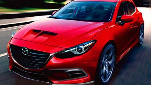 mazda 3 mps to have turbo 2 5 litre awd car news. Black Bedroom Furniture Sets. Home Design Ideas
