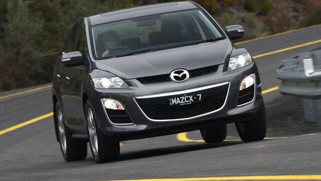cars guide mazda cx7 review