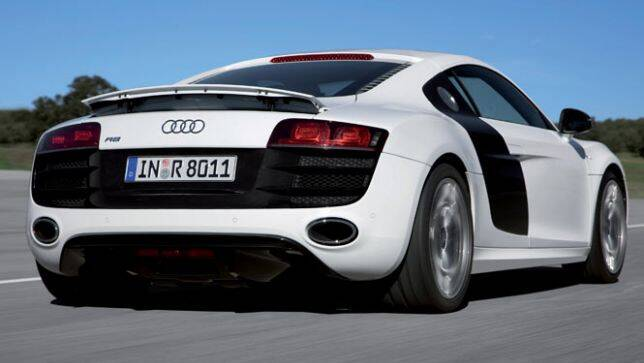audi r8 v10 coupe 2009 review carsguide. Black Bedroom Furniture Sets. Home Design Ideas