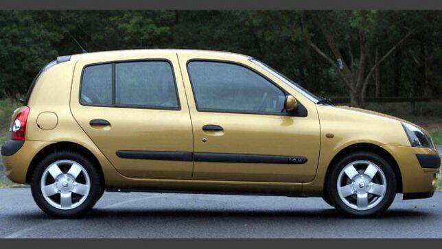 Japanese Car Brands >> Used car review Renault Clio 2002-2004 | CarsGuide