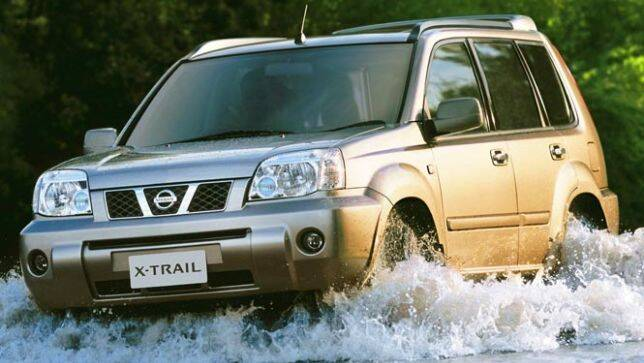 used car review nissan x trail 2001 2003 carsguide. Black Bedroom Furniture Sets. Home Design Ideas