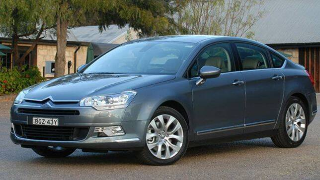 citroen c5 used review 2008 2010 carsguide. Black Bedroom Furniture Sets. Home Design Ideas