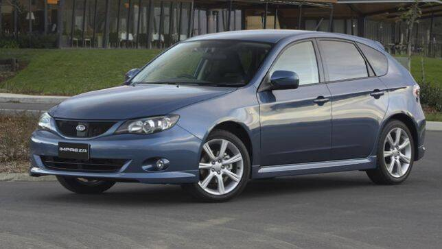 subaru impreza used review 2007 2010 car reviews. Black Bedroom Furniture Sets. Home Design Ideas