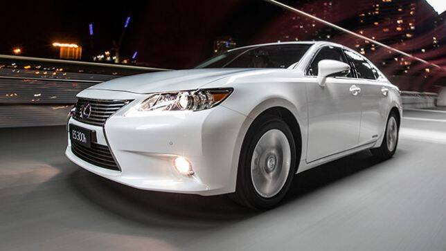2014 lexus es300h review long term 1 carsguide. Black Bedroom Furniture Sets. Home Design Ideas