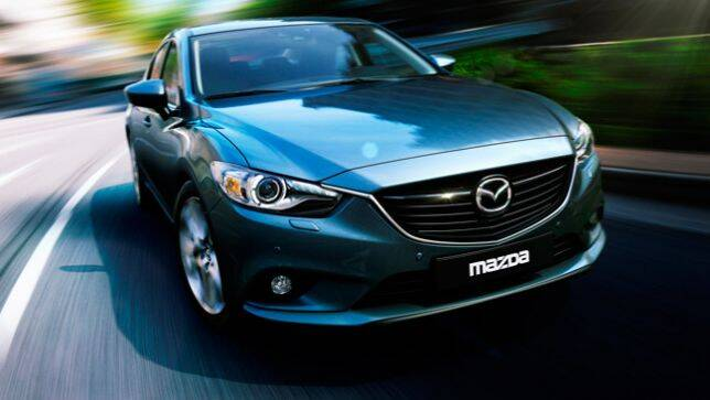 2014 mazda 6 touring review carsguide. Black Bedroom Furniture Sets. Home Design Ideas