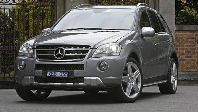 mercedes benz ml350 used review 2005 2010 carsguide. Black Bedroom Furniture Sets. Home Design Ideas