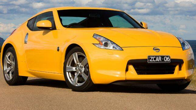 nissan 370z review carsguide. Black Bedroom Furniture Sets. Home Design Ideas