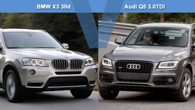 bmw x3 30d vs audi q5 3 0tdi review carsguide. Black Bedroom Furniture Sets. Home Design Ideas