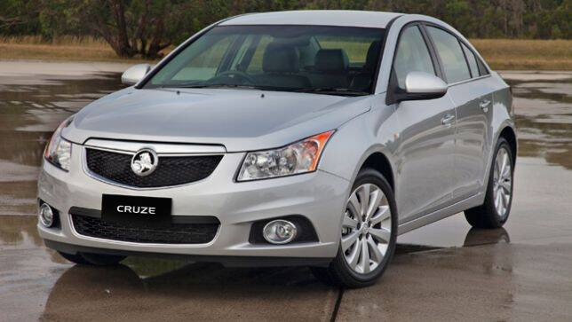 Holden Cruze Cdx Diesel Review Carsguide