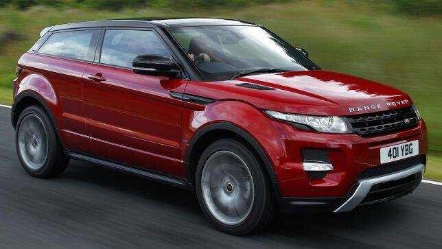 Evoque Dynamic Review Dynamic Review | Road Test