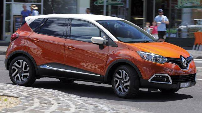 2015 renault captur tce120 review road test carsguide. Black Bedroom Furniture Sets. Home Design Ideas