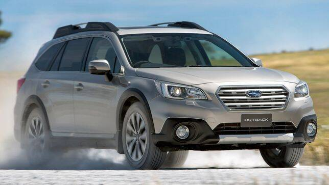 2016 subaru outback 3 6r review road test carsguide. Black Bedroom Furniture Sets. Home Design Ideas