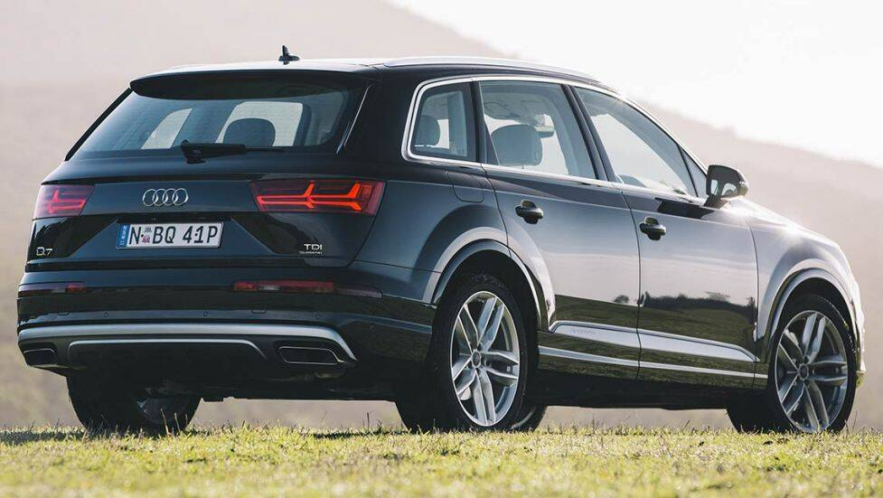 2015 Audi Q7 TDI 200 review | CarsGuide