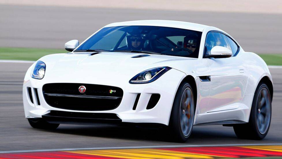 2014 jaguar f type r coupe review carsguide. Cars Review. Best American Auto & Cars Review
