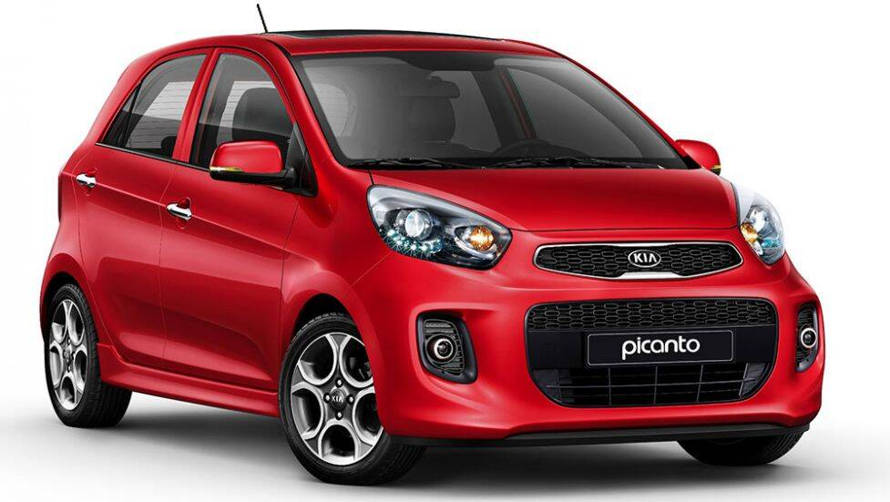 kia picanto 2016 review road test carsguide. Black Bedroom Furniture Sets. Home Design Ideas