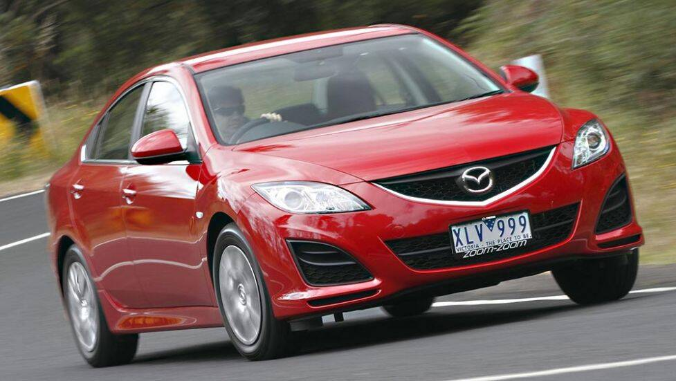 mazda 6 diesel wagon review carsguide. Black Bedroom Furniture Sets. Home Design Ideas