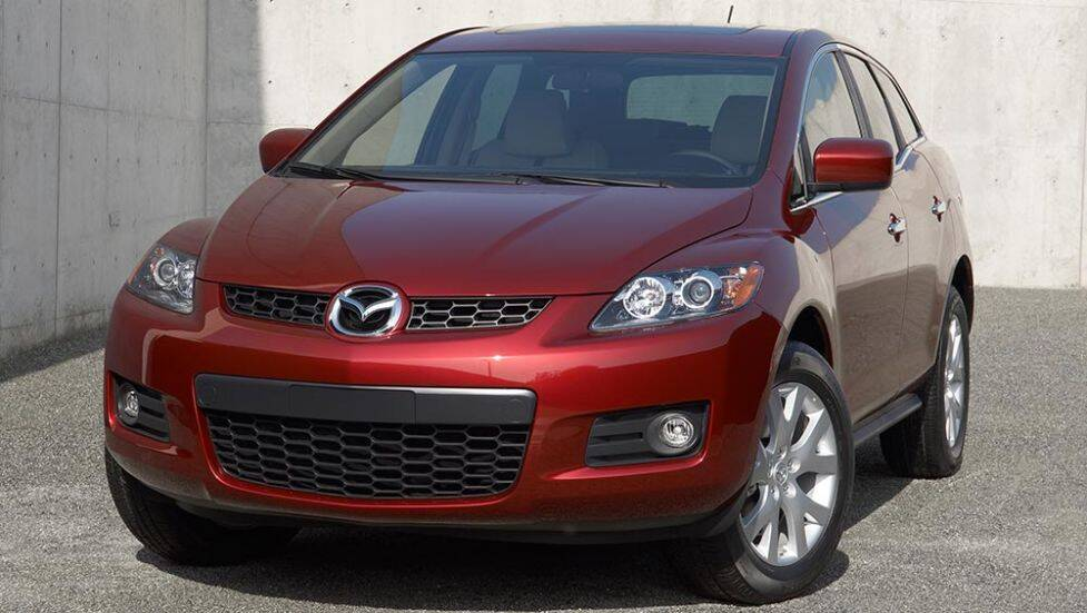Mazda Cx 7 Used Review 2006 2010 Carsguide