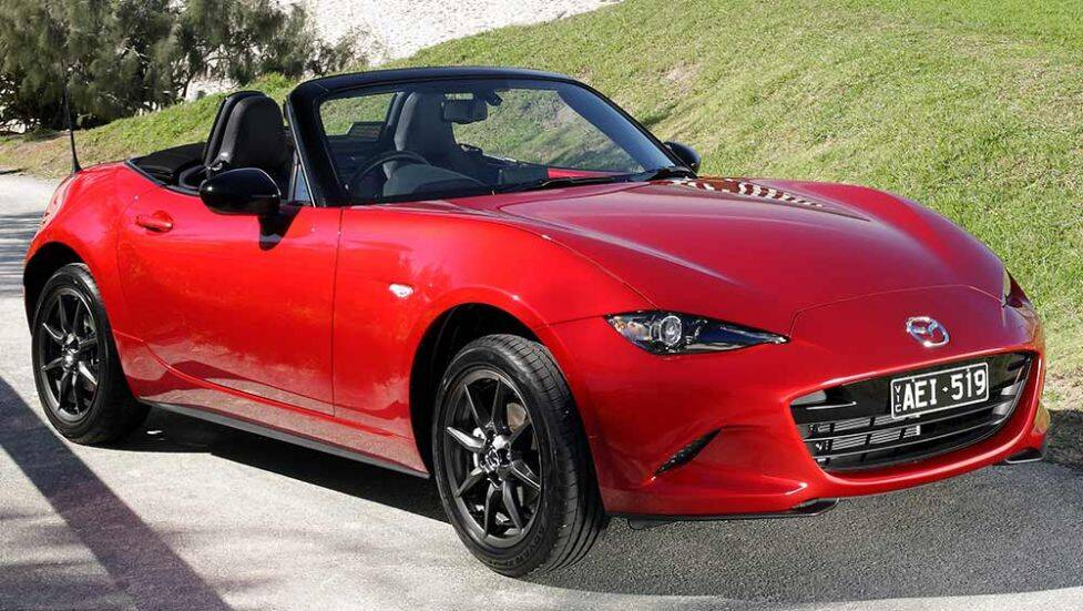 2016 Mazda Mx 5 Gt 2 0 Litre Review Road Test Carsguide