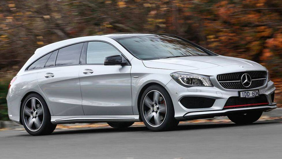 Mercedes-Benz CLA200 review   first drive   CarsGuide