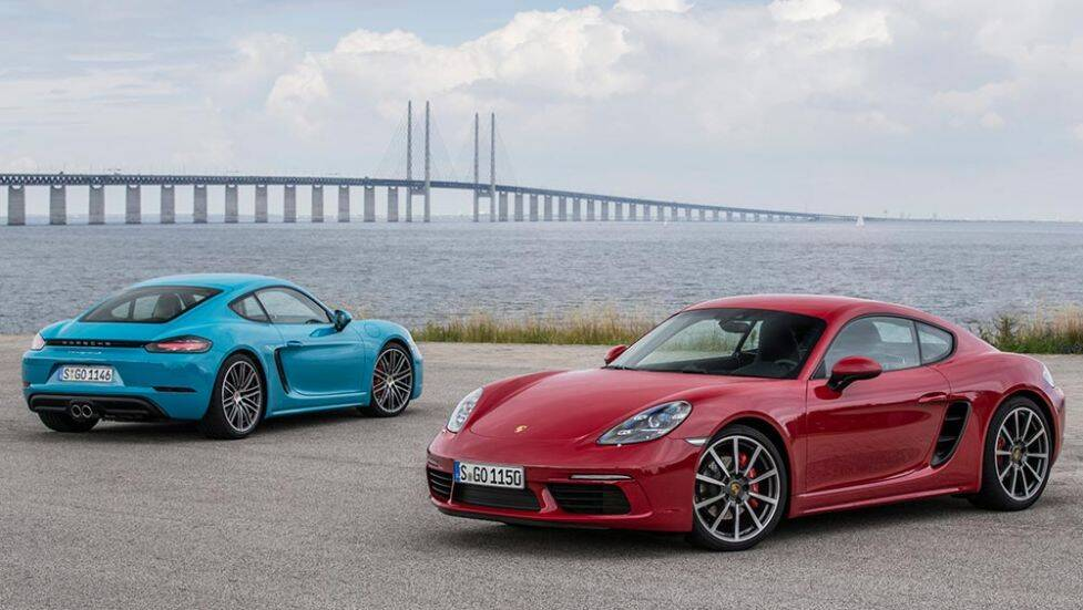 porsche 718 cayman s 2016 review first drive carsguide