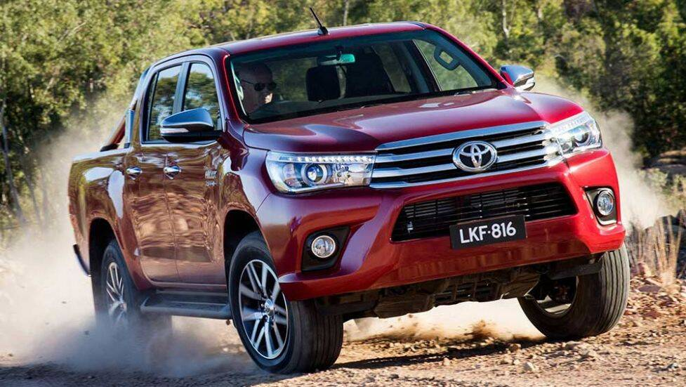 2016 Toyota Hilux Workmate 4x4 Auto Dual Cab Review
