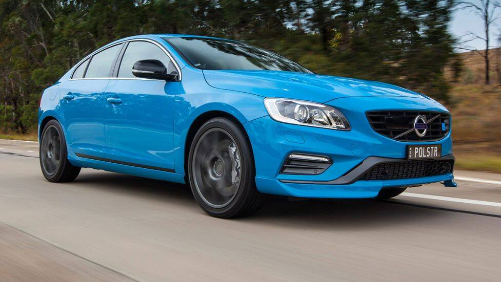2015 volvo s60 polestar review carsguide. Black Bedroom Furniture Sets. Home Design Ideas