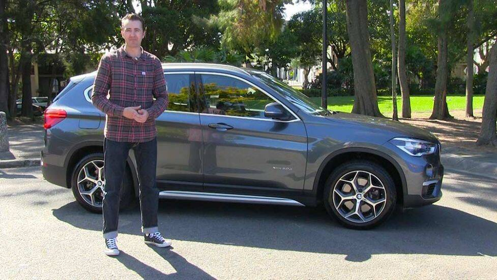 2016 bmw x1 sdrive 18d review road test carsguide. Black Bedroom Furniture Sets. Home Design Ideas