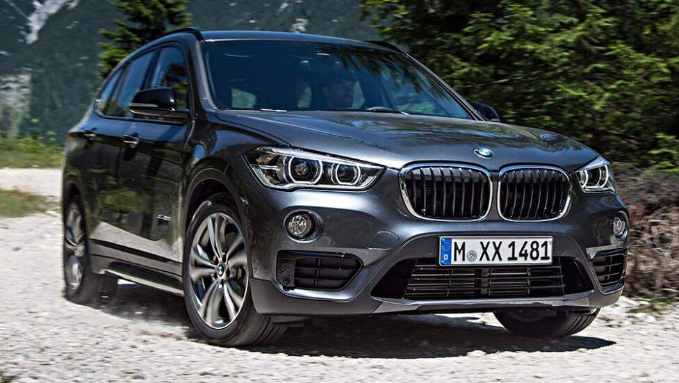 Bmw 318i 2015 2015 Bmw x1 Review | First
