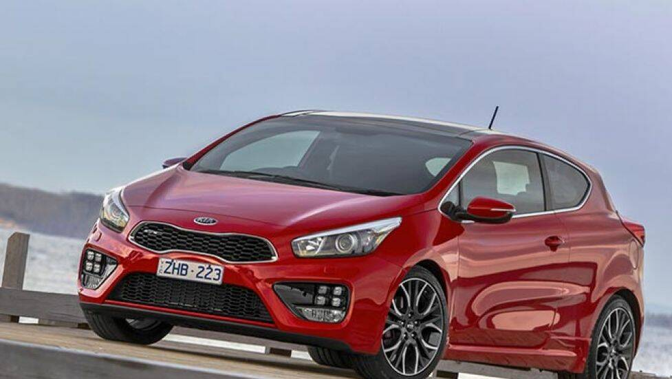2014 kia proceed gt review carsguide. Black Bedroom Furniture Sets. Home Design Ideas