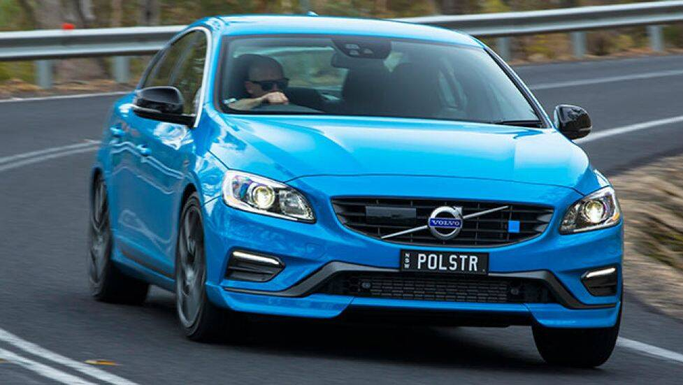 new volvo s60 polestar review carsguide. Black Bedroom Furniture Sets. Home Design Ideas
