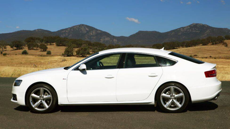 2015 Audi A5 Sportback Review Carsguide
