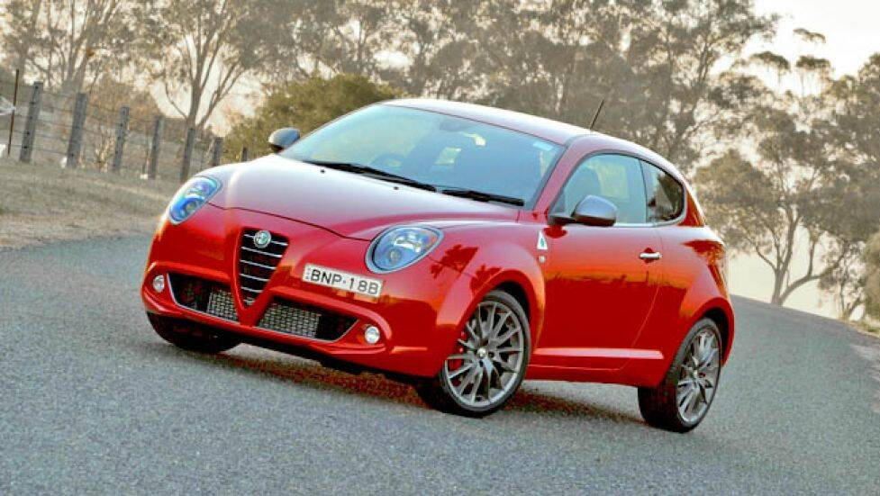 2010 alfa romeo mito qv review carsguide. Black Bedroom Furniture Sets. Home Design Ideas