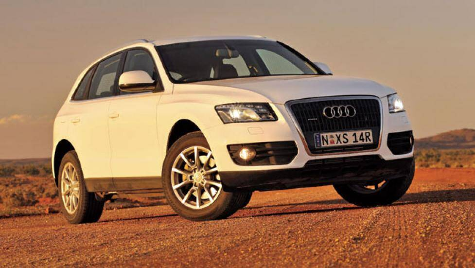audi q5 2 0 tdi 3 2 v6 first drive carsguide. Black Bedroom Furniture Sets. Home Design Ideas