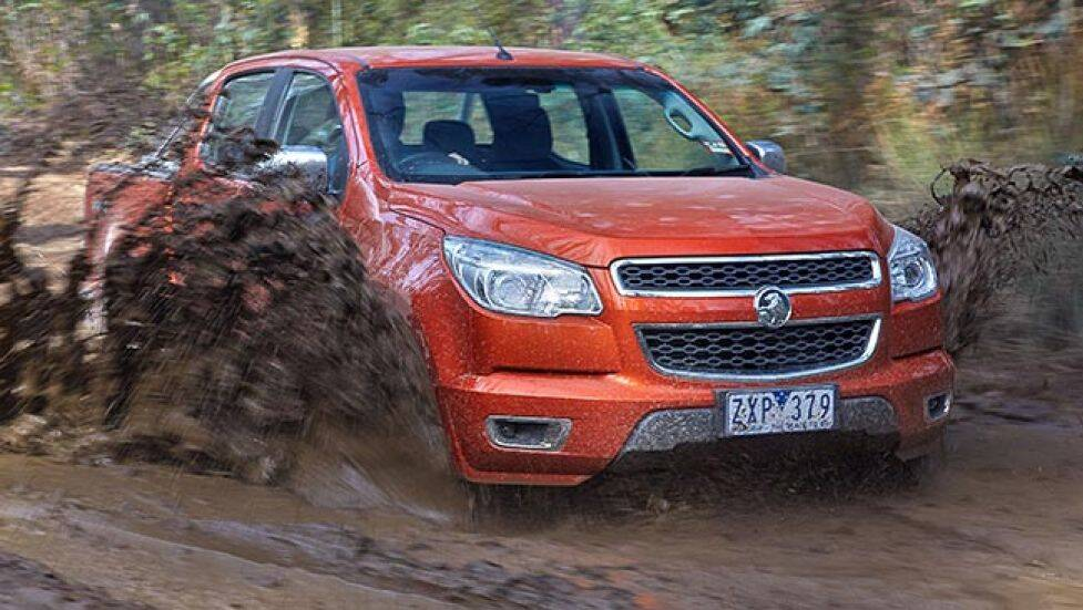 Holden Colorado Review 2011 4x4 Wroc Awski Informator