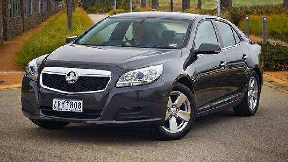 Holden Malibu Review Carsguide
