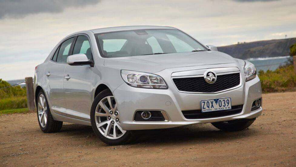 Holden Malibu review | CarsGuide