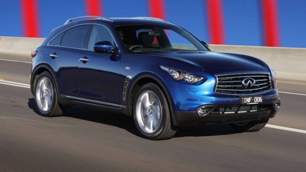 2016 Infiniti Q30 Review First Drive Carsguide