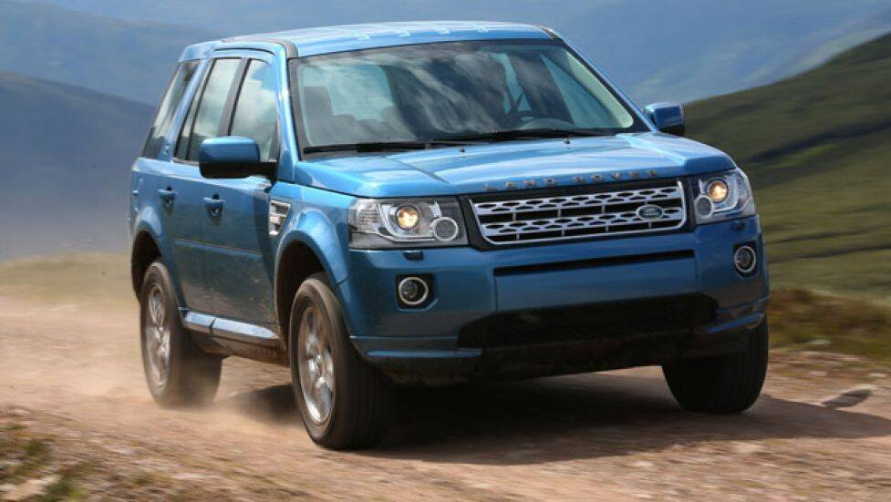Land Rover Freelander 2 Td4 Review Carsguide